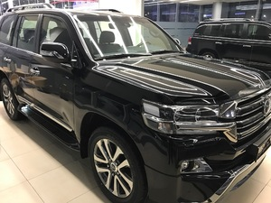 Продажа Toyota Land Cruiser 200 Executive Black