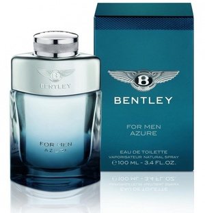 Мужской парфюм BENTLEY Bentley For Men Azure