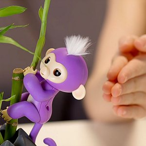 Фото: Ручная обезьянка Fingerlings новая, в упаковке